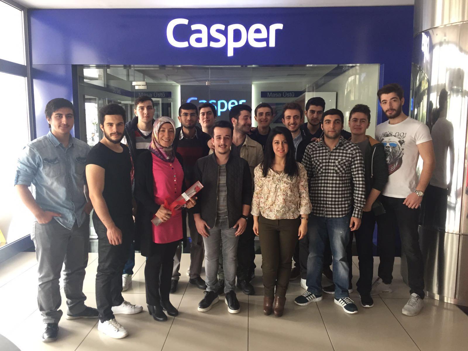 Casper etkinlik