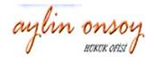 Aylin Onsoy Hukuk Logo